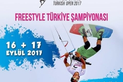 Kiteboard Turkish open 2017