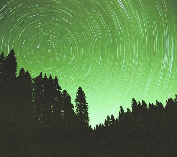 Analog Fotoğraf Makineleri ile Yıldız Pozlama